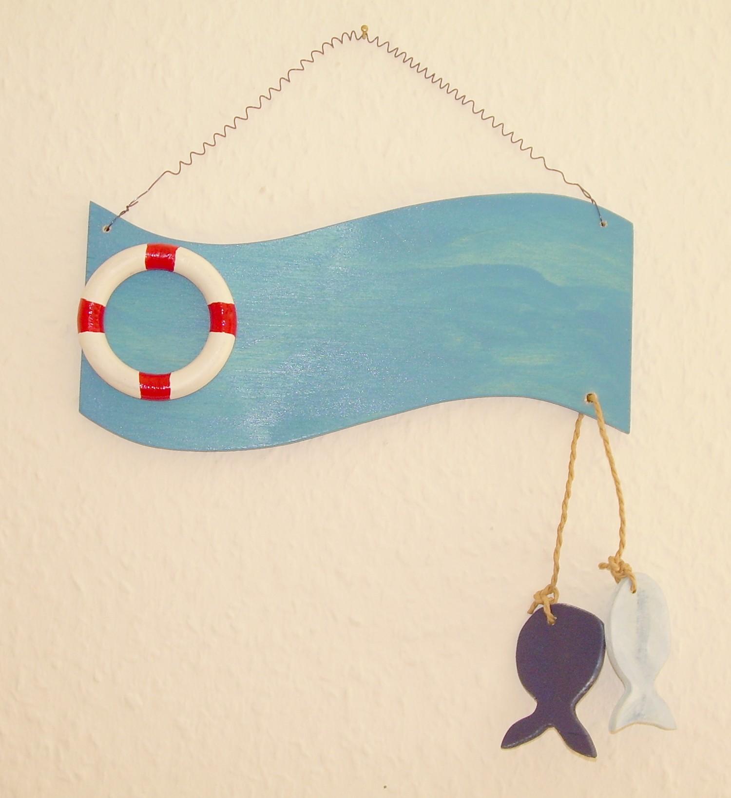 maritimes schild originelle deko geschenke. Black Bedroom Furniture Sets. Home Design Ideas
