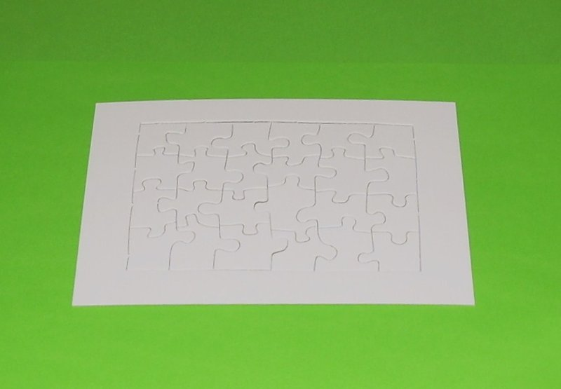 postkartenpuzzle originelle deko geschenke. Black Bedroom Furniture Sets. Home Design Ideas